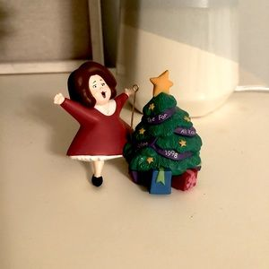 Rosie O'Donnell Ornament